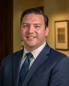 Chris Stritmatter, Attorney
